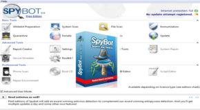 Spybot Search & Destroy 1.6.2.46 Portable