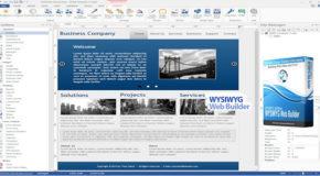 WYSIWYG Web Builder 12.0.1 Portable