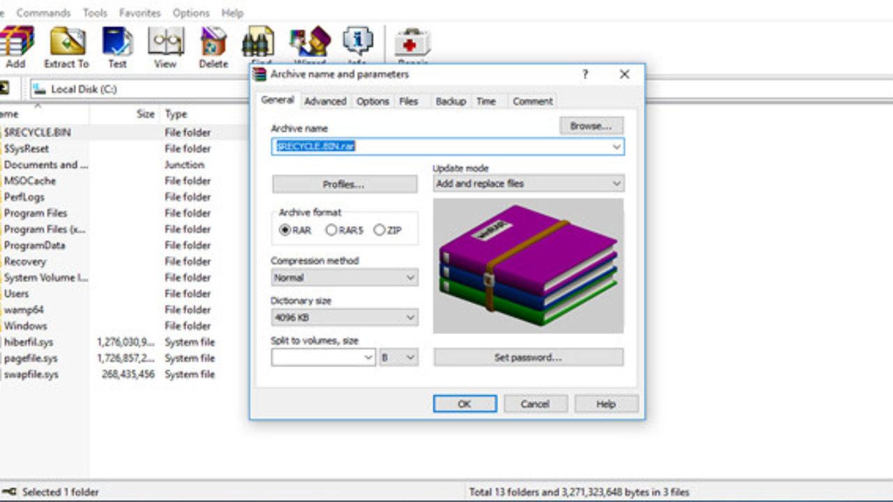 WinRAR 5 50 Beta 1 + Portable   TrucNet