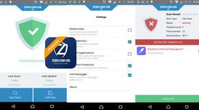 Zemana Mobile Antivirus Premium v1.6.2