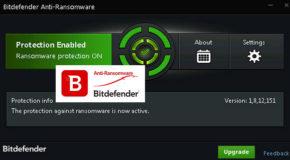 Bitdefender Anti-Ransomware 1.0.12.151 + Portable