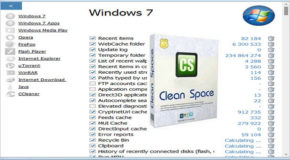 Clean Space 7.08 + Portable