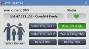 Dns Angel 1.5 portable