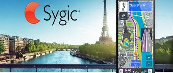 GPS Navigation & Maps Sygic Full v17.1.0