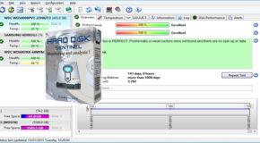 Hard Disk Sentinel PRO V 5.01 B8557 + Portable