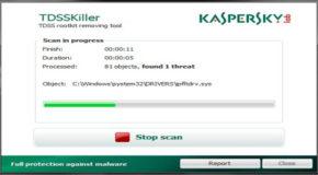 Kaspersky TDSSKiller 3.1.0.15 Portable