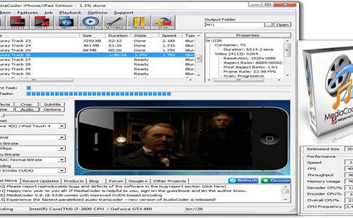 MediaCoder Pro 0.8.48.5888 x64