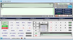fx-Calc 4.8.6.1 + Portable
