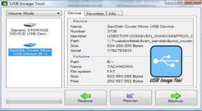 USB Image Tool 1.74 Portable
