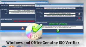 Windows Office Genuine ISO Verifier 7.5.7 Portable