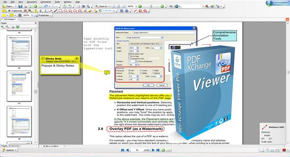 PDF-XChange Viewer Pro 2.5.322.7 | TrucNet