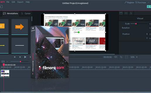 Wondershare Filmora Scrn 1.0.1