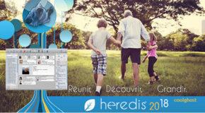 Heredis Pro 2018 Version 18.0.4.0