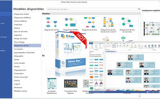 EdrawSoft Edraw Max 9.0