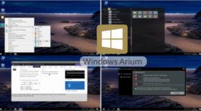 Windows Arium 10 LTSC 1801 (x64) – Janv 2018