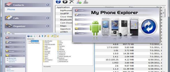 MyPhoneExplorer 1.8.9 + Portable