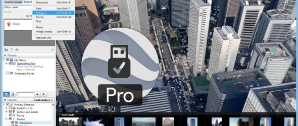Google Earth Pro 7.3.2.5491 Portable