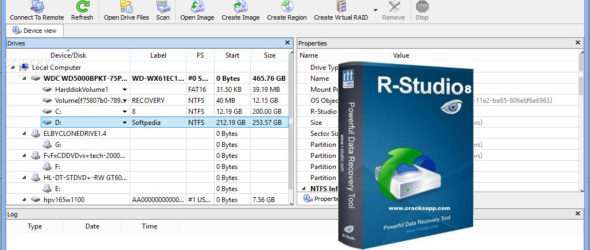 R-Studio 8.8 Build 171971 Network Edition