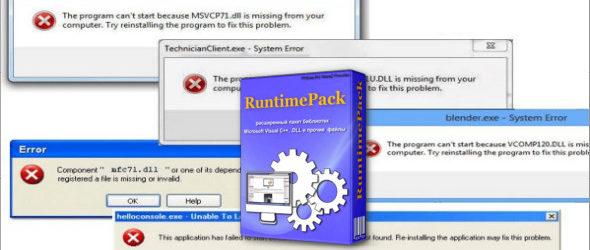 RuntimePack 18.7.18 Full (x86/x64)