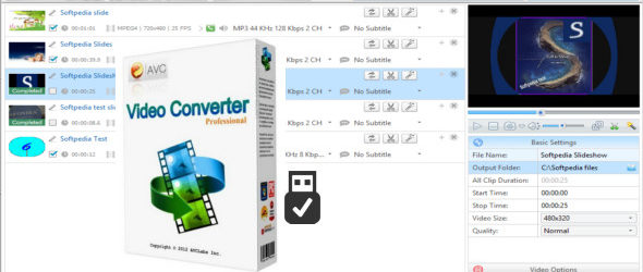 Any Video Converter Professional 6.2.5 Portable