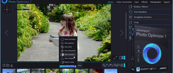 Ashampoo Photo Optimizer 7.0.2.3