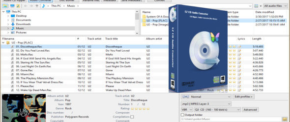 EZ CD Audio Converter 7.1.8.1