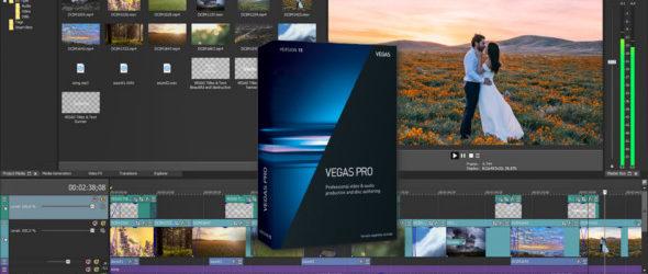 MAGIX VEGAS Pro 15.0.0.387