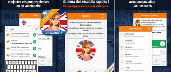 Mosalingua – Apprendre l'anglais v10.1 build 144
