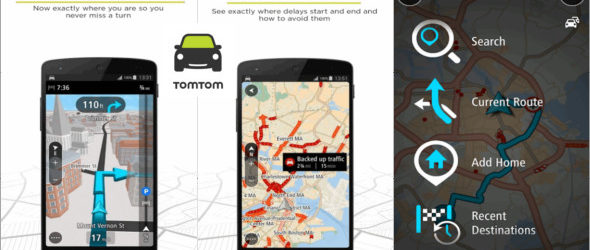 Tomtom Go Navigation et Trafic v1.17.2