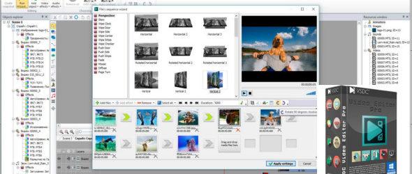 VSDC Video Editor Pro 5.8.9.857-858