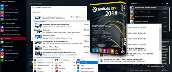 Audials One 2018.1.50000.0