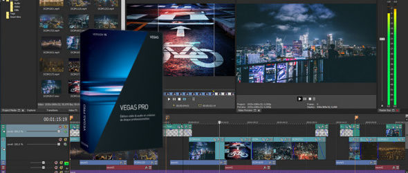 MAGIX VEGAS Pro 16.0.0.261