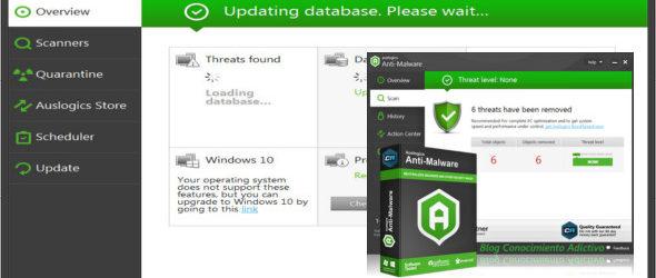 Auslogics Anti-Malware 1.17