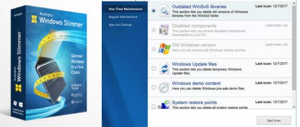 Auslogics Windows Slimmer 1.0.17.0