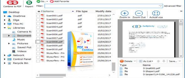 CoolUtils PDF Combine 6.1.0.128