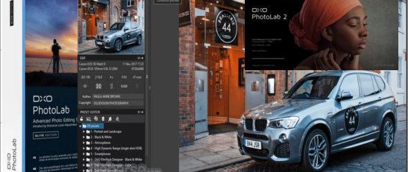 DxO PhotoLab 2.0.0 Build 23352 Elite Edition