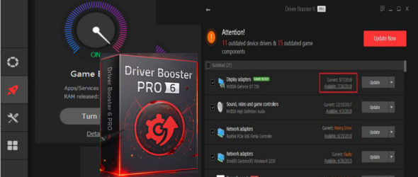 IObit Driver Booster Pro 6.0.2.691 + Portable