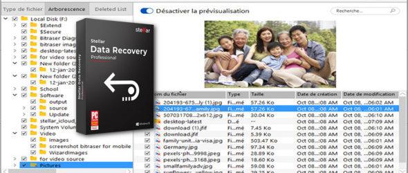 Stellar Data Recovery Professional 8.0.0.0