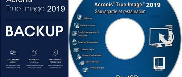Acronis True Image 2019 Build 14610 Bootable