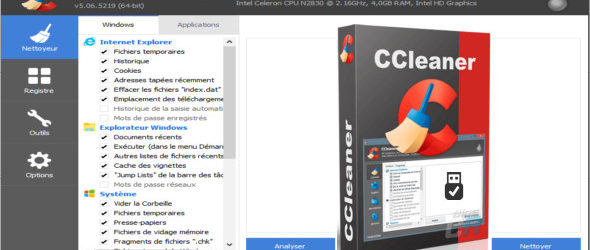 CCleaner Professional 5.50.6911 + Portable