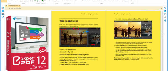 EXpert PDF Ultimate 12.0.24 (Démonstration)