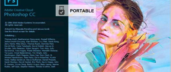 Photoshop CC 2018 19.1.5.61161 Portable