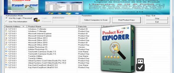 Product Key Explorer 4.0.9.0 + Portable
