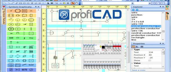 ProfiCAD 10.0.2.0 Commerciale