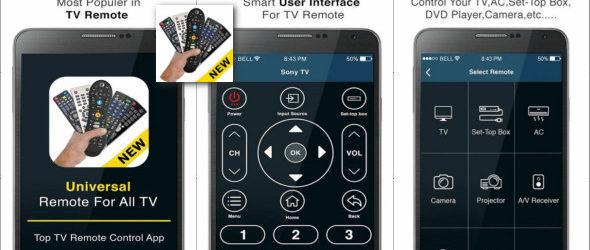 Remote Control v1.1.9 Pour tous les TV