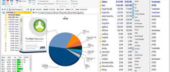 TreeSize Professional 7.0.5.1407