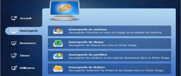 AOMEI Backupper 4.6.2 Toutes les éditions