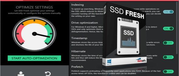 Abelssoft SSD Fresh 2019.8.0 Build 8