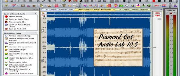 Diamond Cut Audio Restoration Tools 10.50