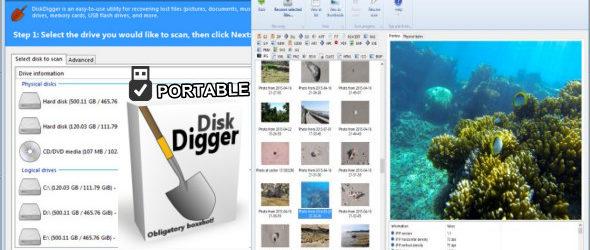 DiskDigger v1.20.9.2699 Portable